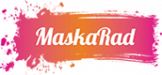 Логотип компании Маскарад Грим