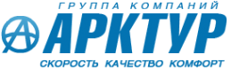 Логотип компании Арктур Сервис