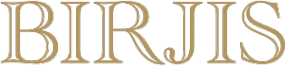 Логотип компании Birjis галерея живописи