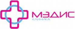 Логотип компании МЭДИС
