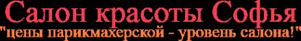 Логотип компании Софья