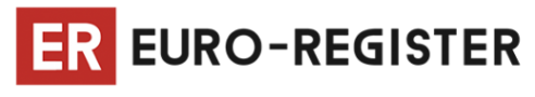 Логотип компании Euro-Register