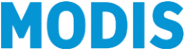 Логотип компании MODIS