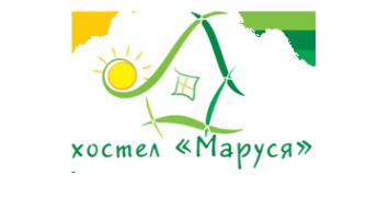 Логотип компании Маруся