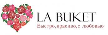 Логотип компании La Buket