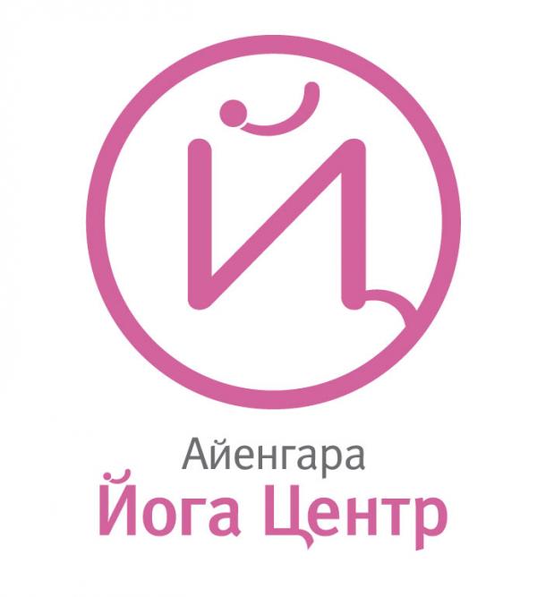 Логотип компании Йога Айенгара Центр