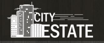 Логотип компании Сити Эстейт