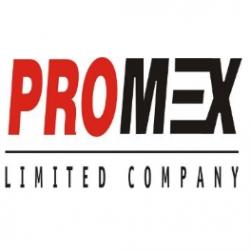 Логотип компании ПРОМЭКС