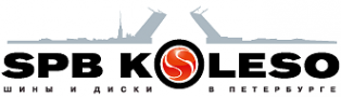 Логотип компании SPBKOLESO