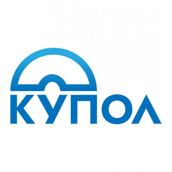 Логотип компании Центр поддержки бизнеса «Купол»