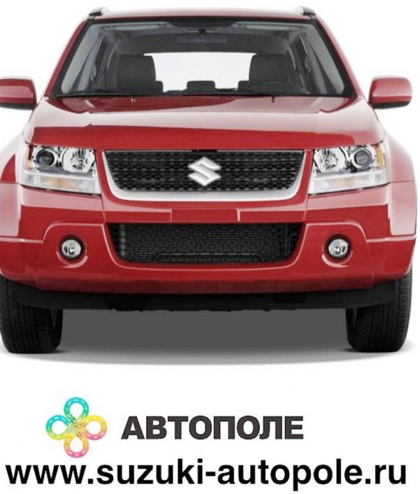 """Логотип компании Официальный дилер Suzuki - """"Автополе"""""""