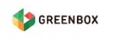 Логотип компании Доставка еды из кафе GREENBOX в Санкт-Петербурге
