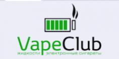 Логотип компании Vape Club
