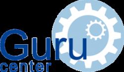 Логотип компании GURU center - Сервисный центр