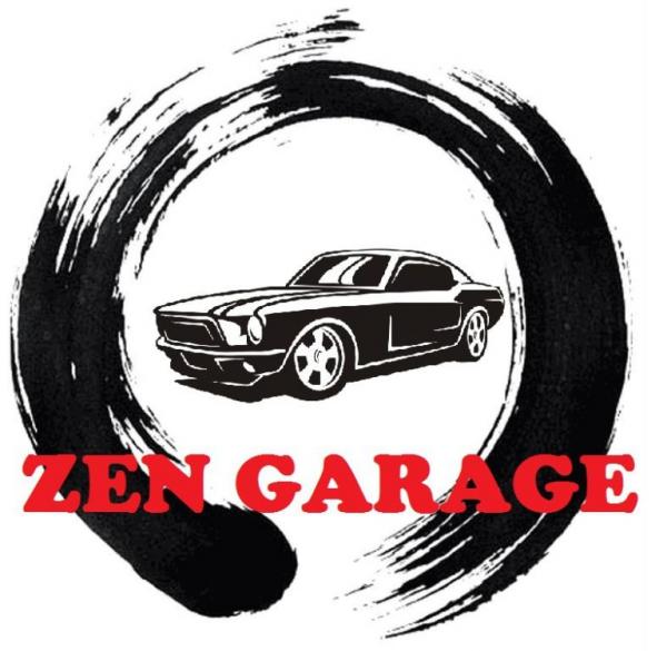Логотип компании Zengarage Автоэлектрика