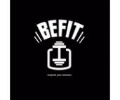 Логотип компании BEFIT SHOP