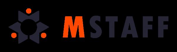 Логотип компании MStaff