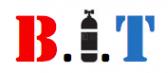 Логотип компании B.I.Technology