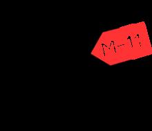 Логотип компании Трасса М11