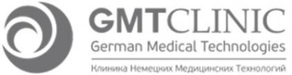 Логотип компании GMTCLINIC