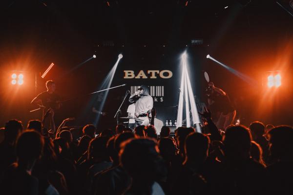 Логотип компании VNVNC Concert Hall