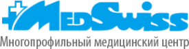 Логотип компании МедСвисс