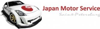Логотип компании Japan Motor Service