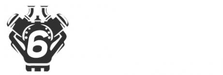 Логотип компании Шесть Цилиндров