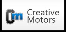 Логотип компании Креатив Моторс
