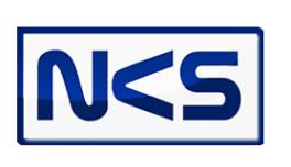 Логотип компании НК-СЕРВИС