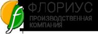 Логотип компании Флориус