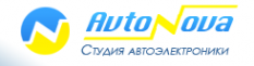 Логотип компании AvtoNova