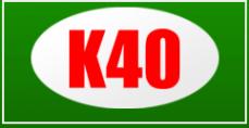Логотип компании K40