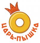 Логотип компании Царь Пышка