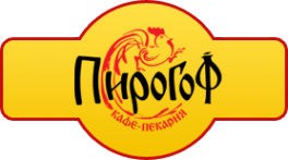 Логотип компании Пирогоф