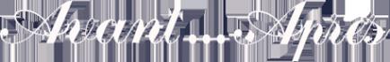 Логотип компании Avant...Apres