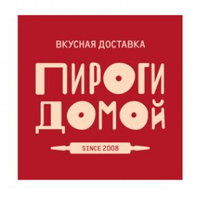 Логотип компании Пироги Домой
