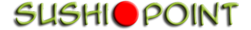 Логотип компании Sushi Point