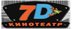 Логотип компании Кино-7D