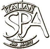 Логотип компании Italian SPA & Beauty
