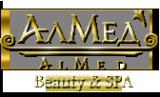 Логотип компании АлМед