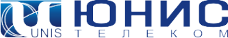 Логотип компании ЮНИС
