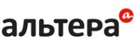Логотип компании Альтера-Медиа