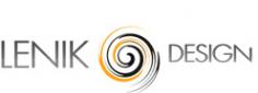 Логотип компании ЛЕНИК