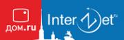 Логотип компании Дом.ru InterZet