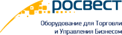 Логотип компании РосВест