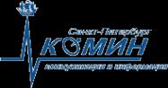 Логотип компании КОМИН