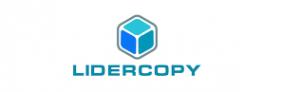 Логотип компании ЛидерКопи