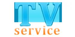 Логотип компании TV Service