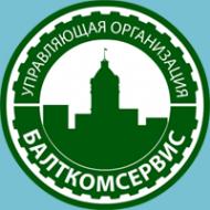 Логотип компании Балткомсервис